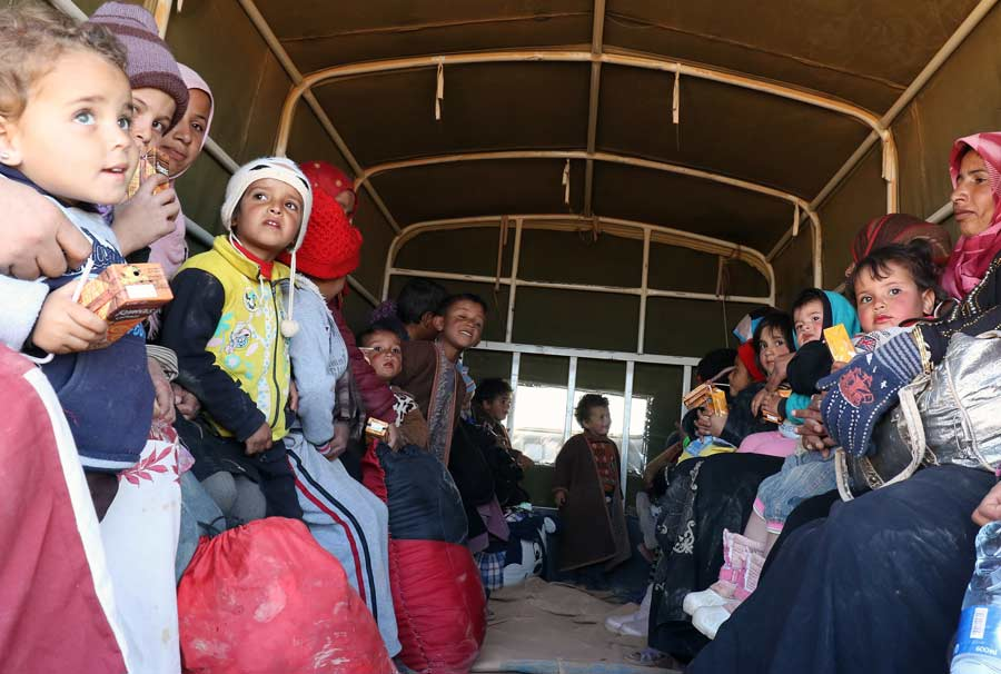 A Difficult Eid Holiday For Middle East Refugees