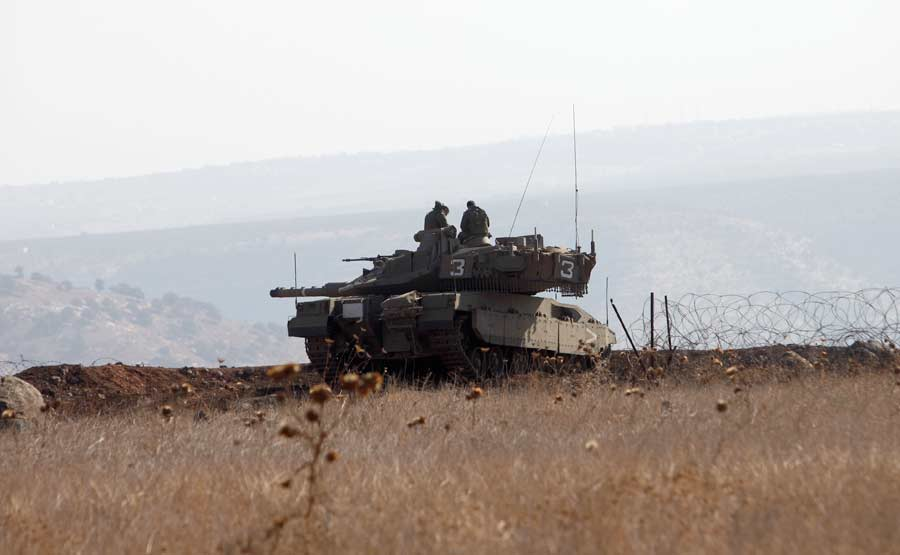 ISIS Fires on Israeli Patrol; Retaliation is Quick, but Was it Thorough?