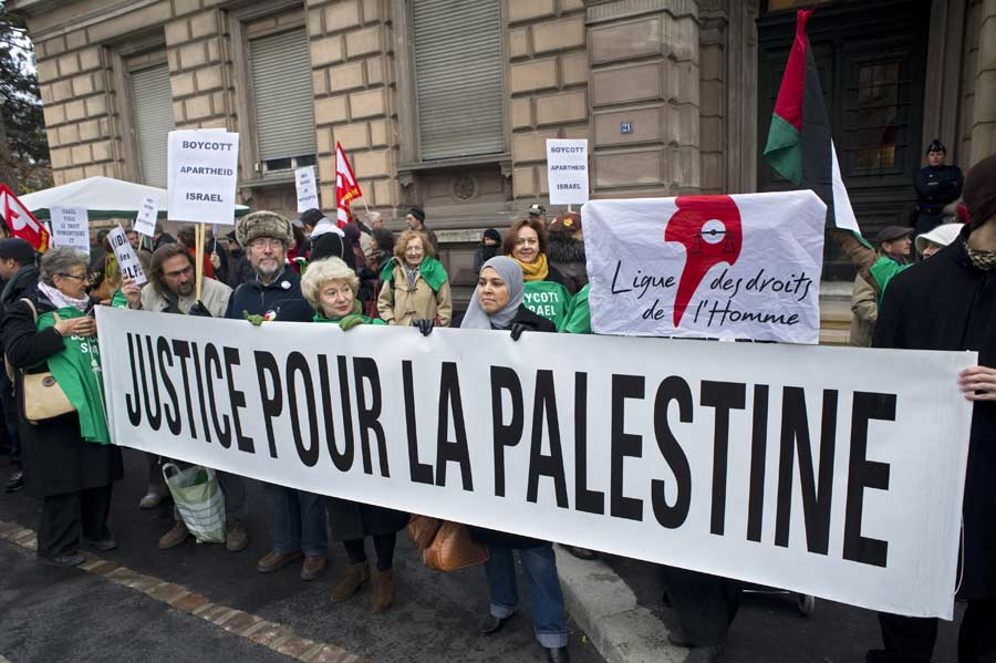 French Parliamentarians Call on President to Recognize State of Palestine