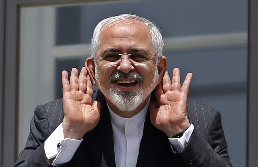 Iranian President Rouhani Rejects Resignation Of Foreign Minister Zarif