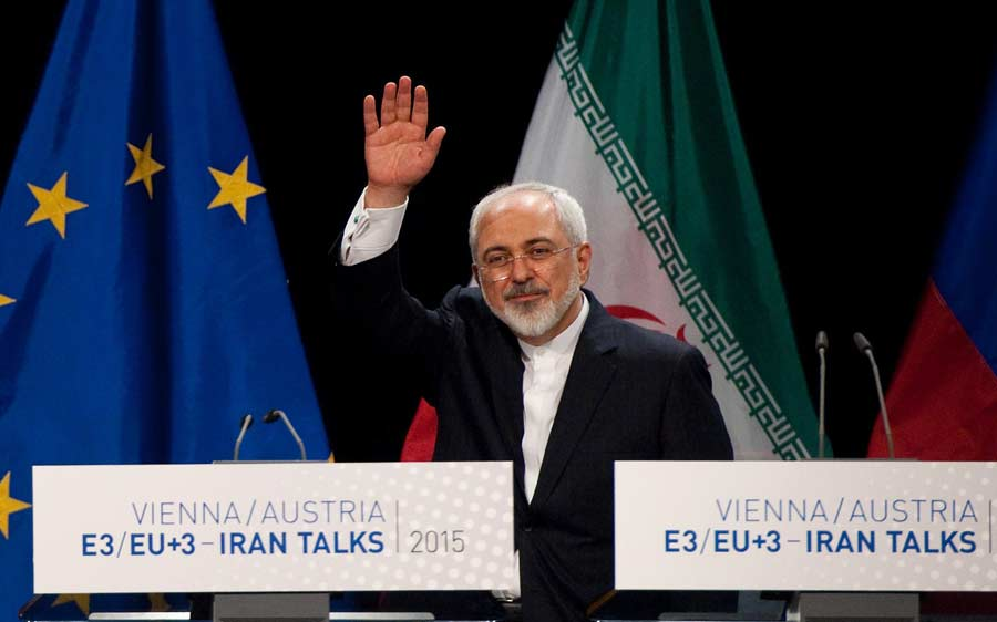 Iranian Foreign Minister Tenders Surprise Resignation; Nuke Deal Hangs In Balance