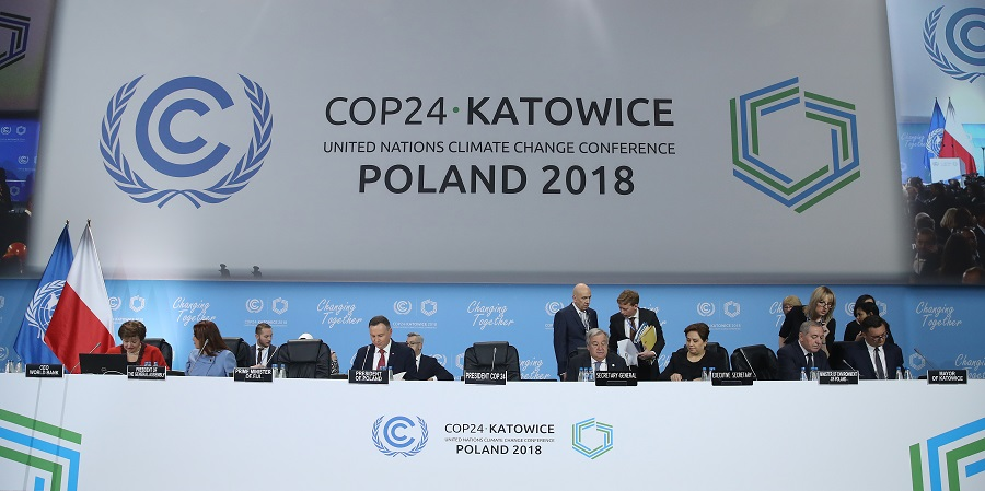 Nations At UN Climate Talks Overcome Rifts To Ink Deal