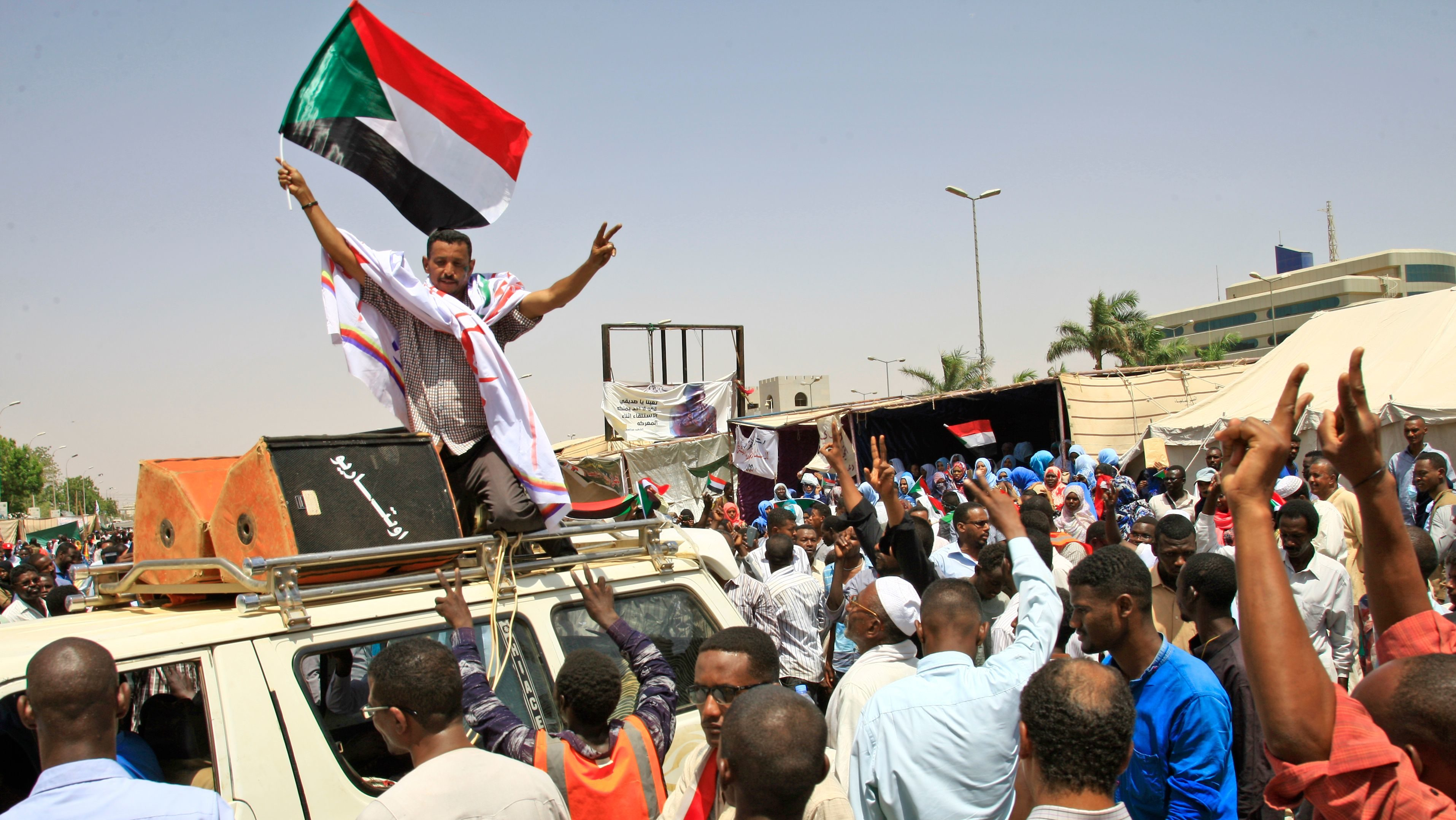 Fresh Talks in Sudan on Transfer of Power to Civilian Body