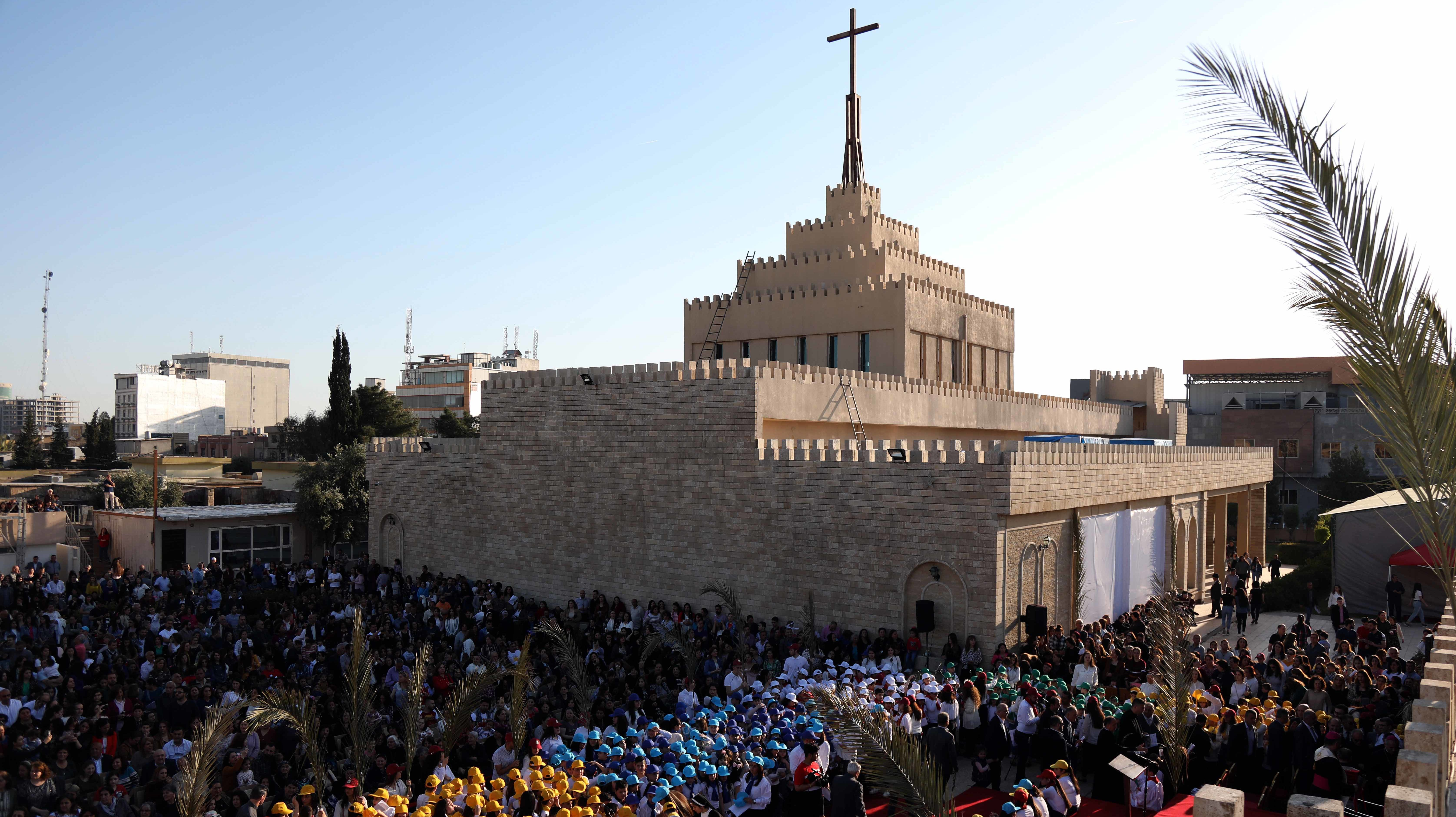 Planned Papal Visit to Iraq Could Boost Country's Christians