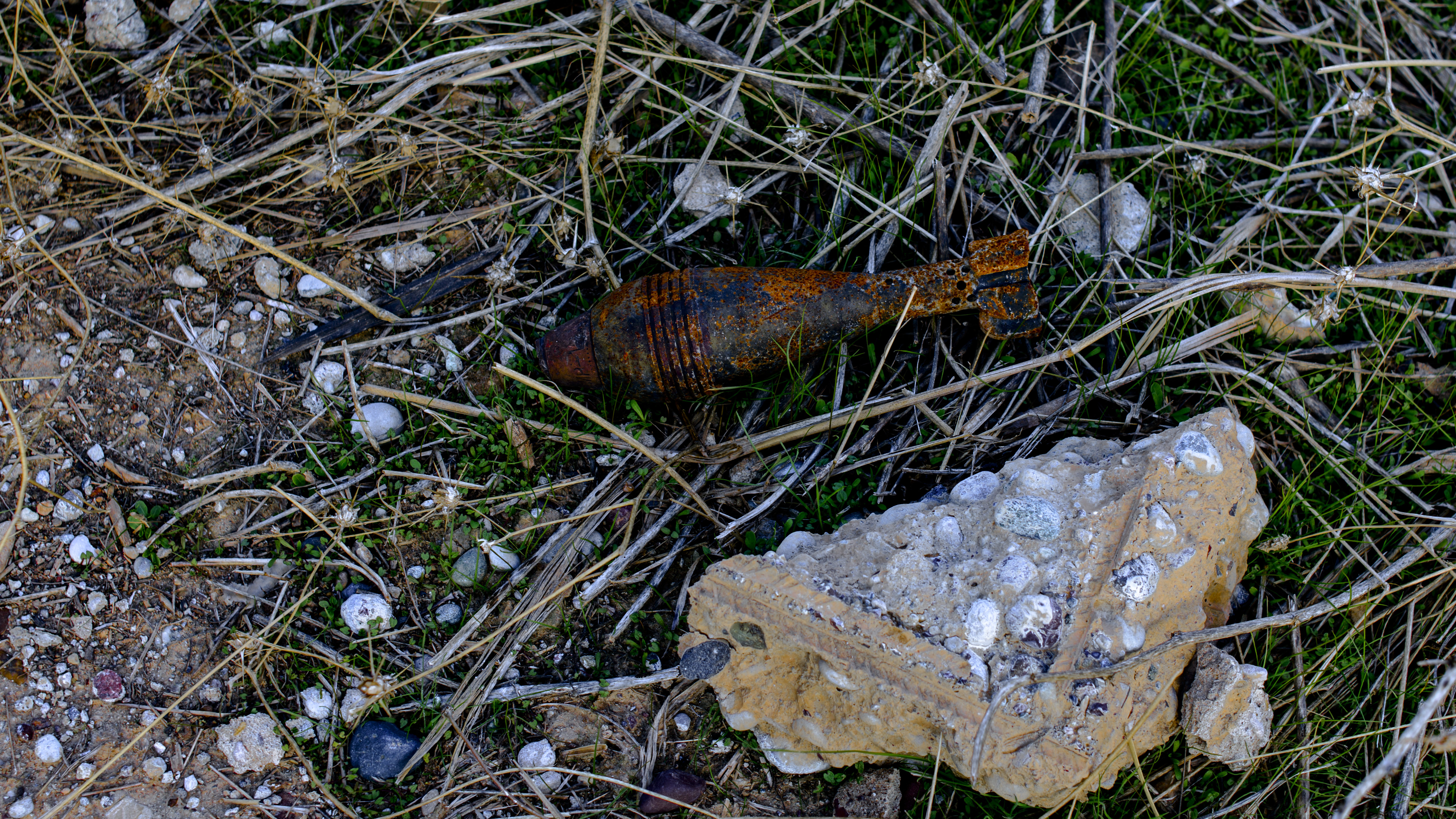 Left Behind by War: Unexploded Ordnance Keeps Killing Displaced Iraqis