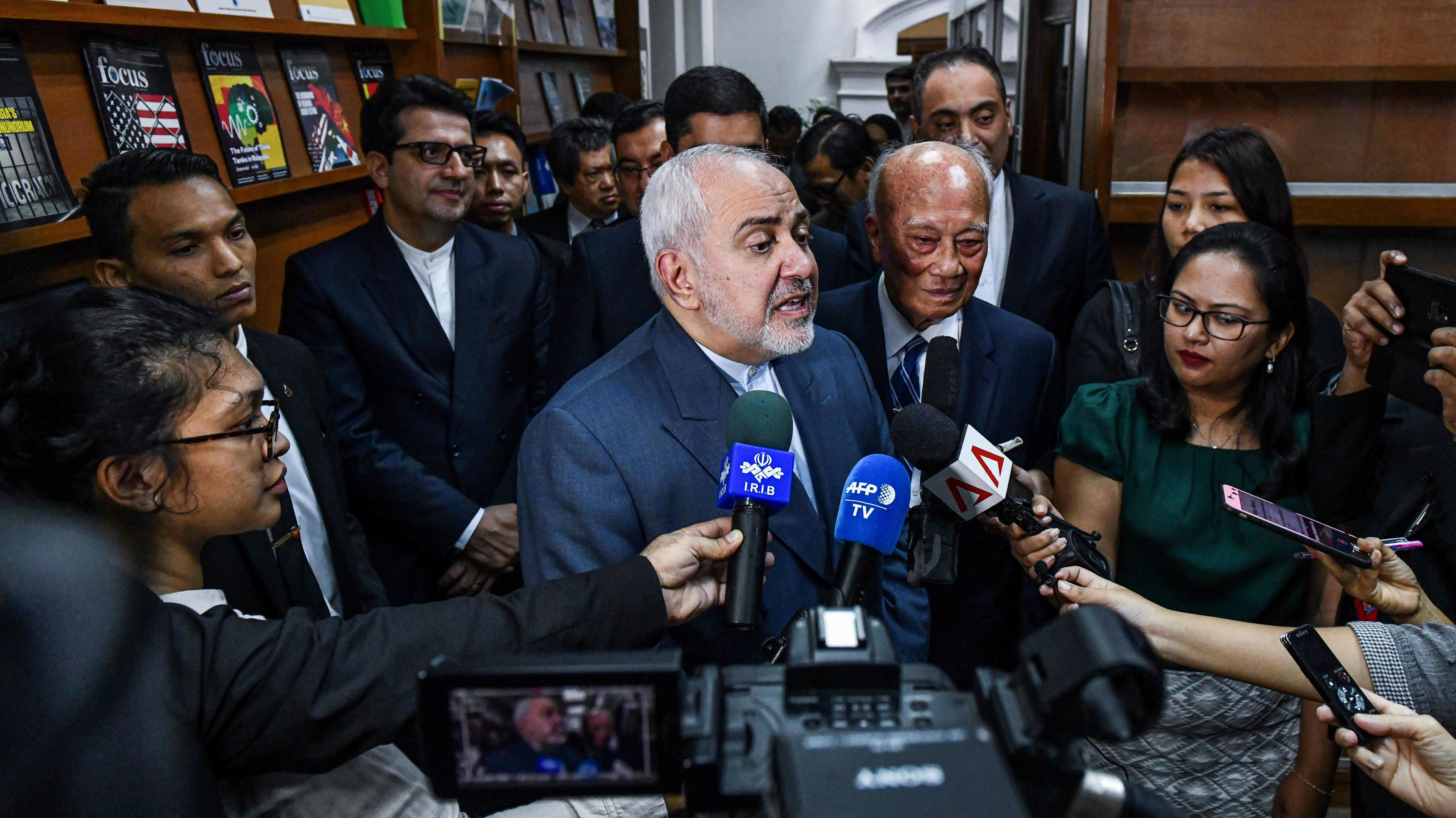 Zarif to US: Honor Terms of Nuke Deal if You Want Talks