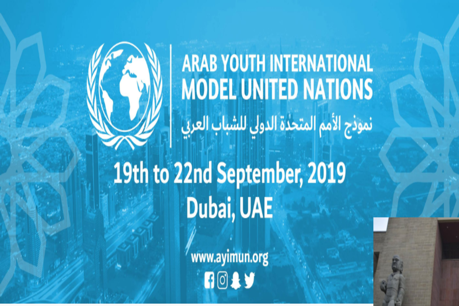 Dubai Hosts Arab Youth International Model UN