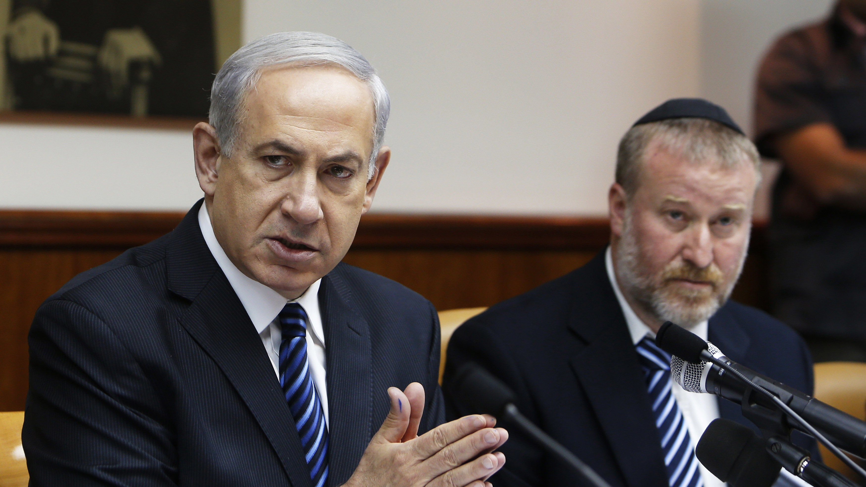 Netanyahu Accuses His Accuser of Attempted Coup D'état