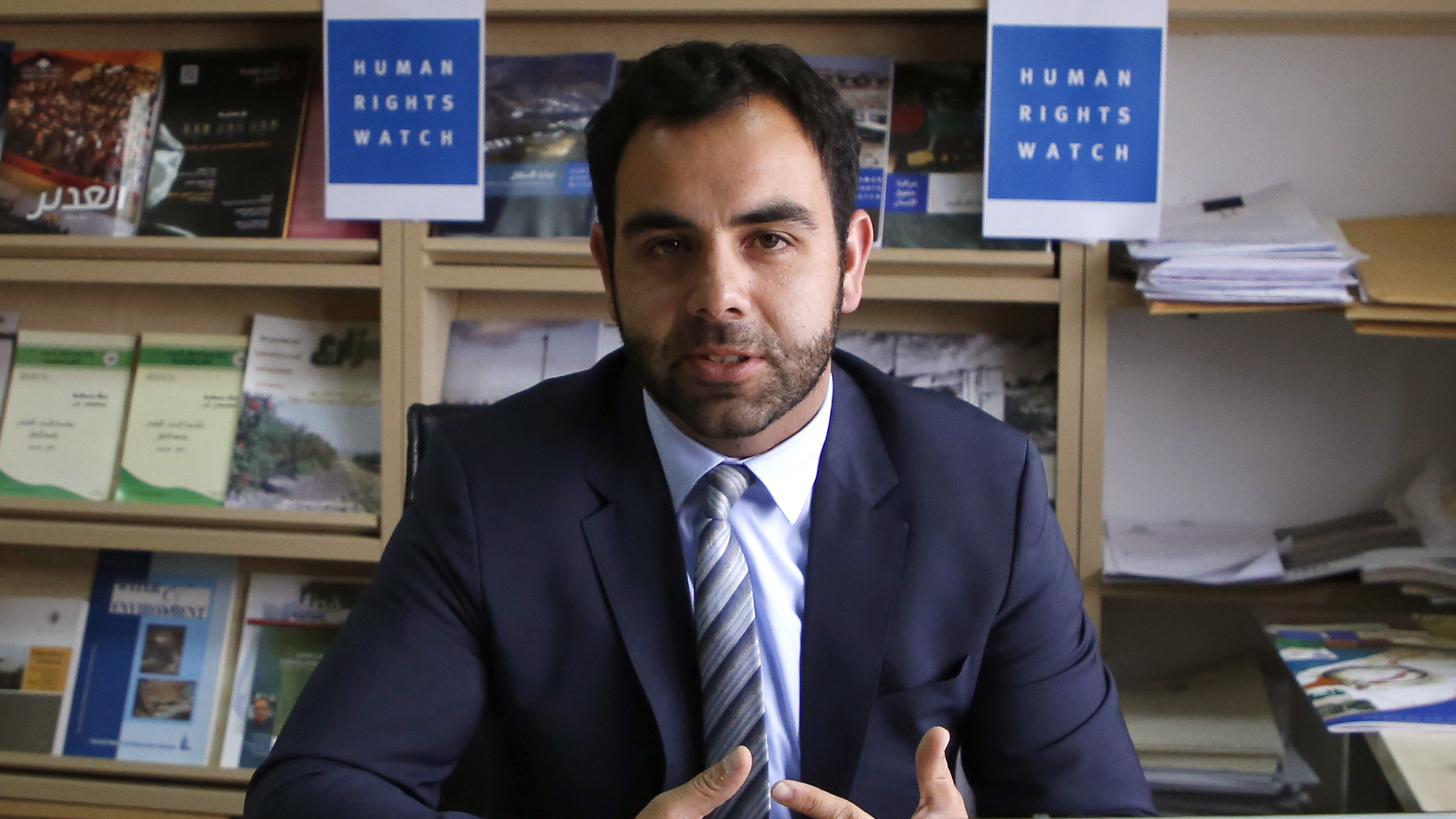 Israeli Supreme Court Upholds Deportation of Human Rights Watch Official