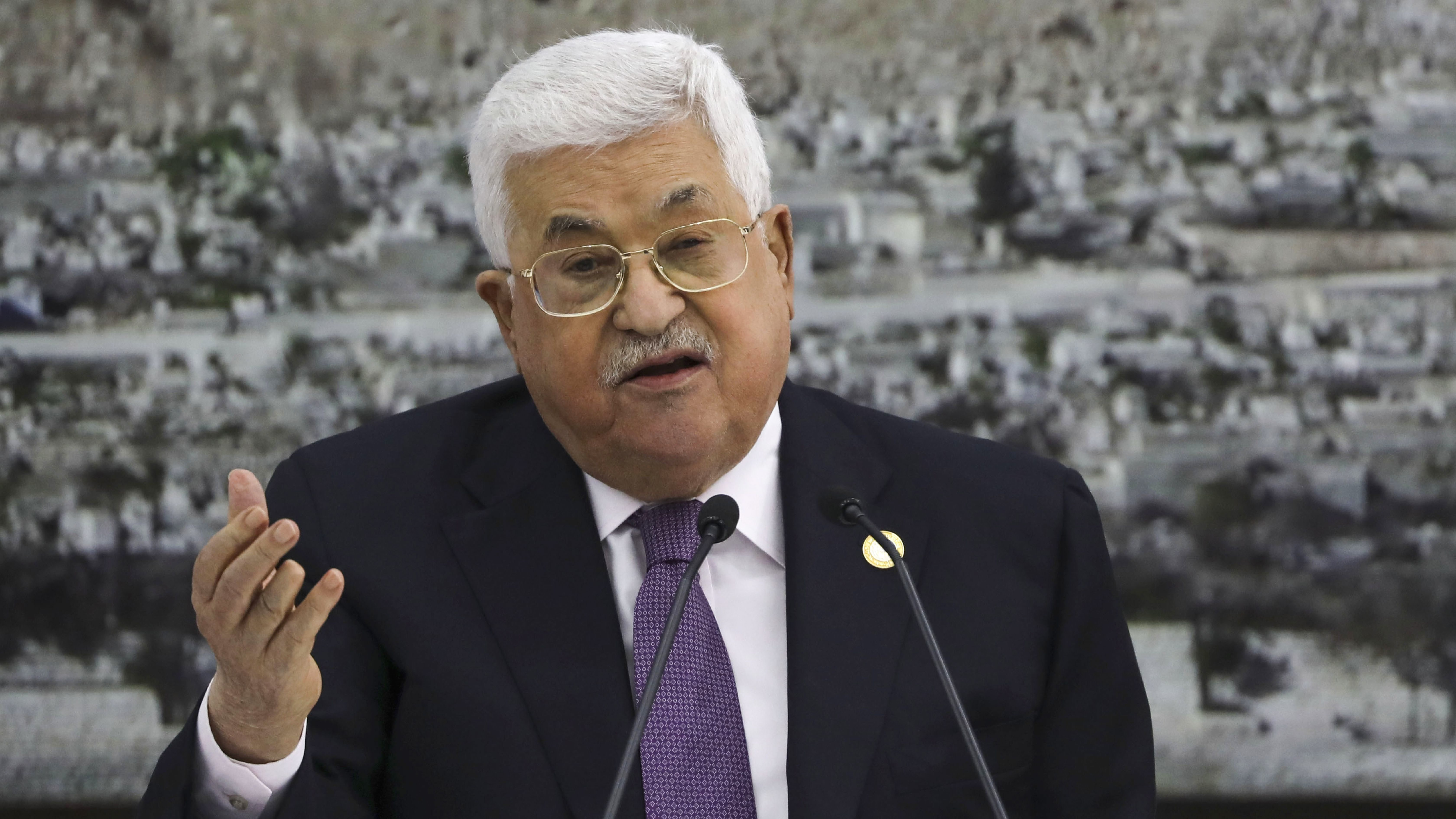 Abbas: We Will Go to Elections after All Factions Have Agreed