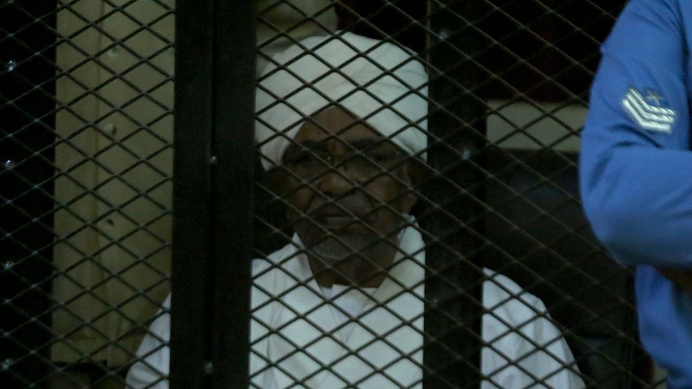 Sudan's al-Bashir Sentenced in First of Post-coup Trials