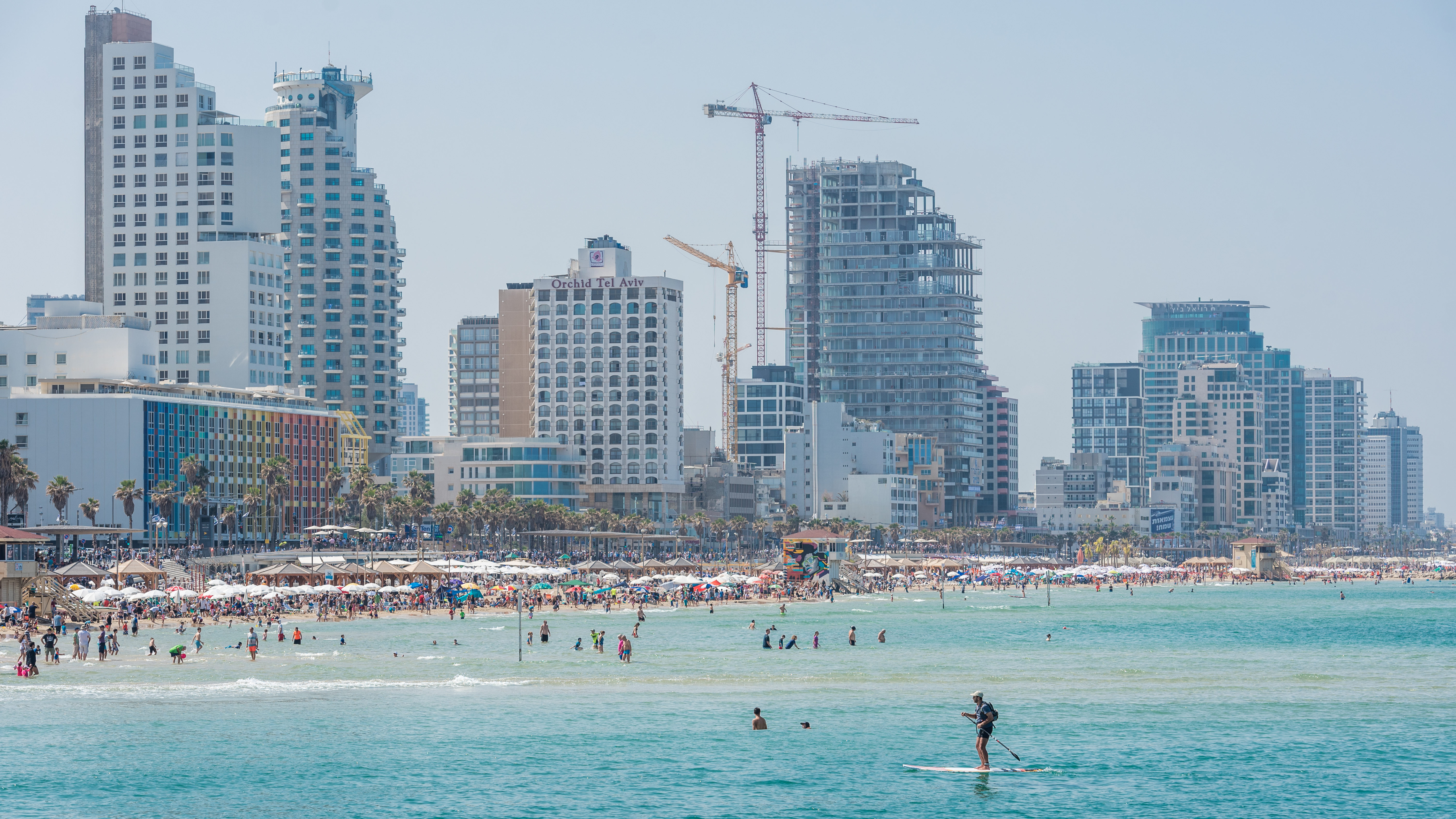 Lack of Affordable Hotels Could Hamper Israel's Tourism Boom (with VIDEO)
