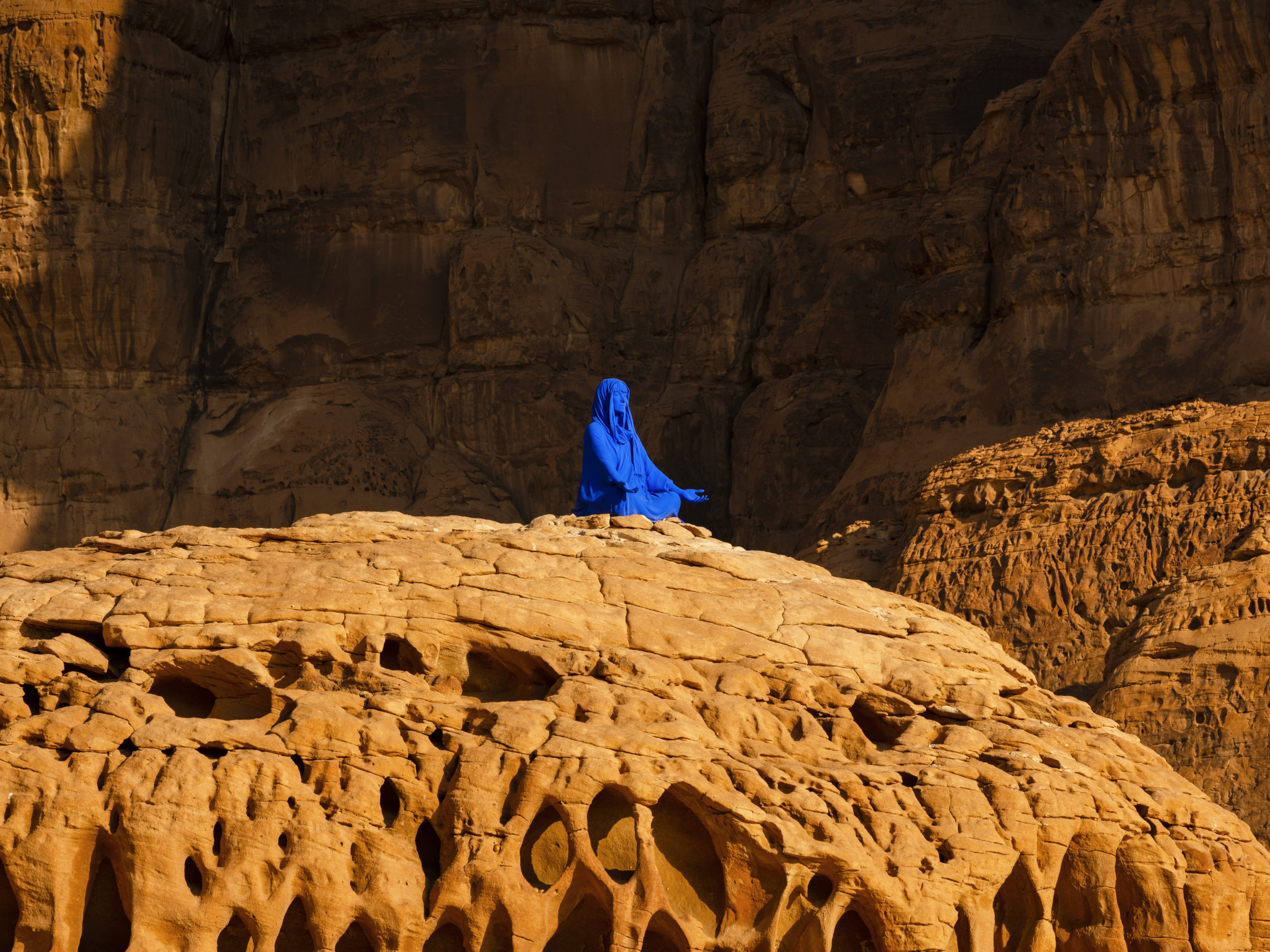 Saudi Launches Art Expo In Desert Oasis To Boost Tourism The Media Line
