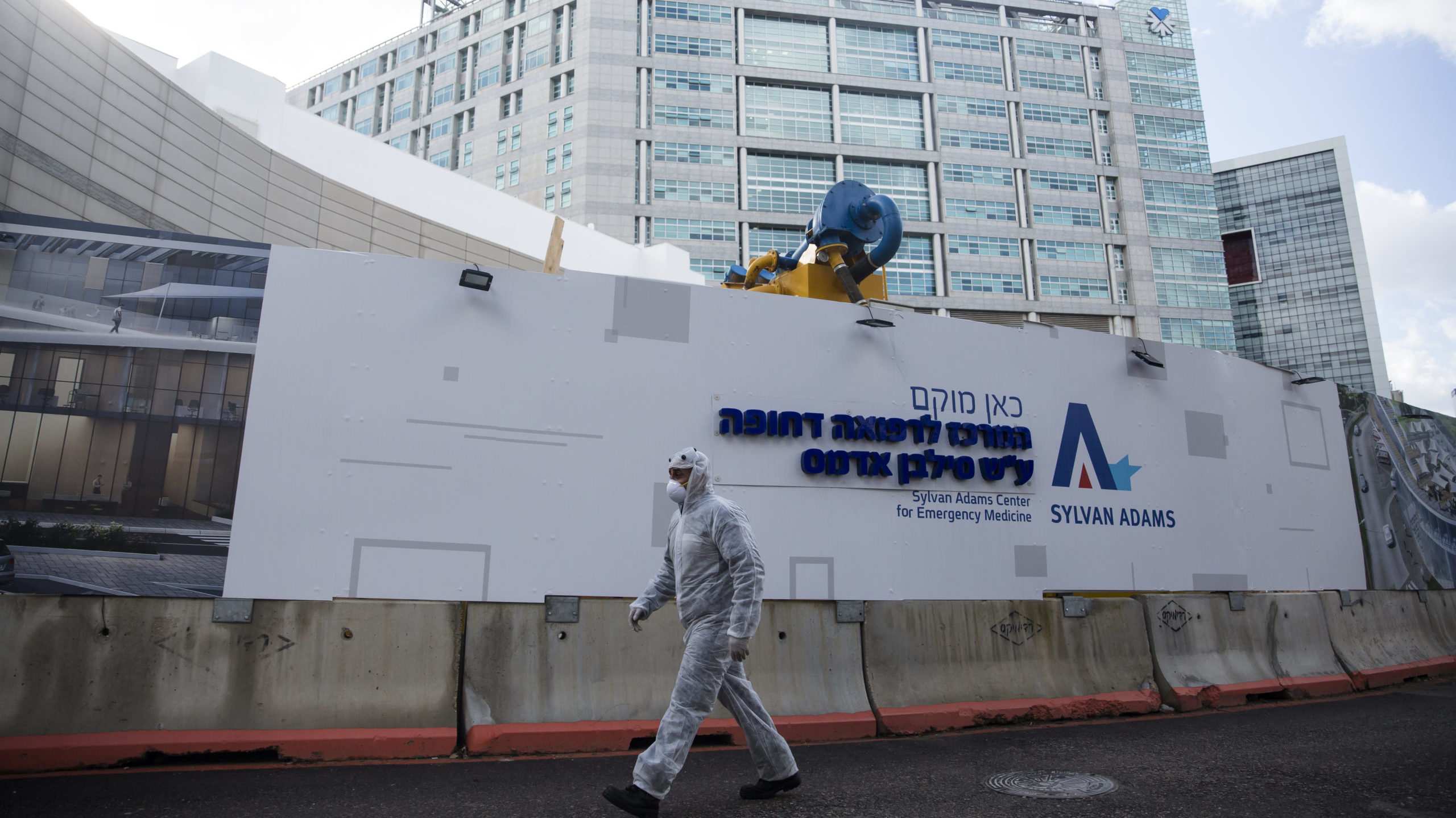 Israeli Hospitals Told to Get Ready for COVID-19 Peak (with VIDEO REPORT)