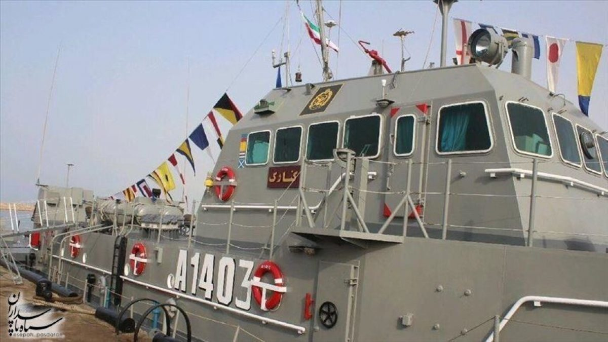 Iran Loses a Score of Sailors in Friendly Fire Accident