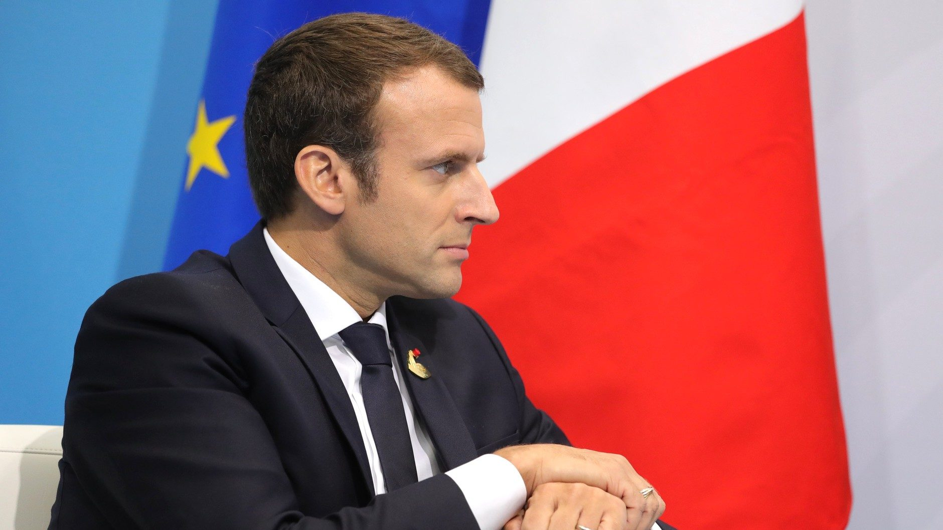 Analysis: Macron's Chances of Returning France to Glory in Mideast and Beyond
