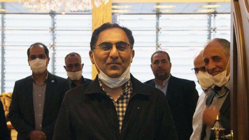 Iranian Scientist Freed by US Returns Home