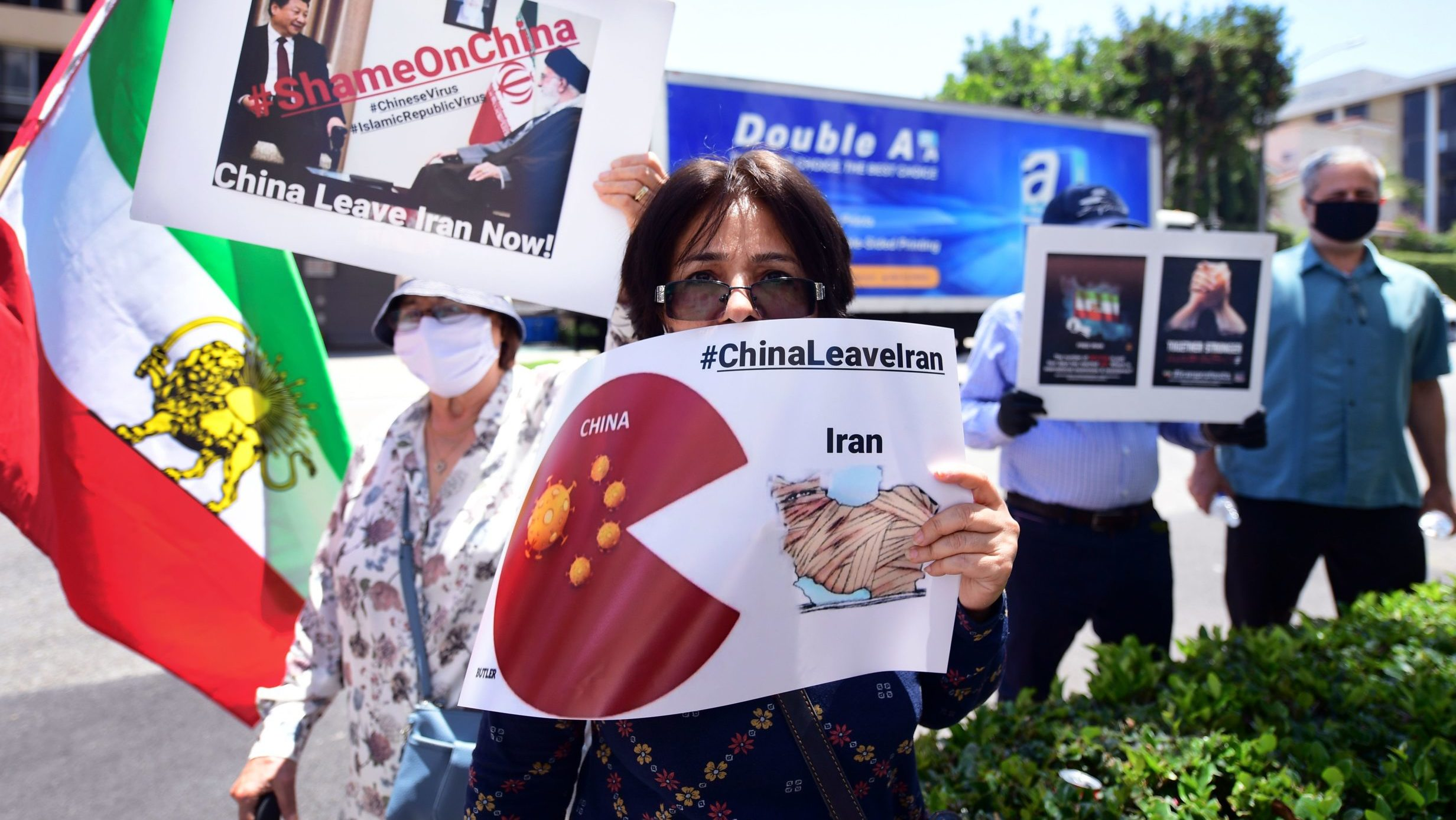 Questions Arise over China's Agreement with Iran