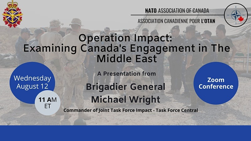 Operation Impact: Examining Canada's Engagement in the Mideast