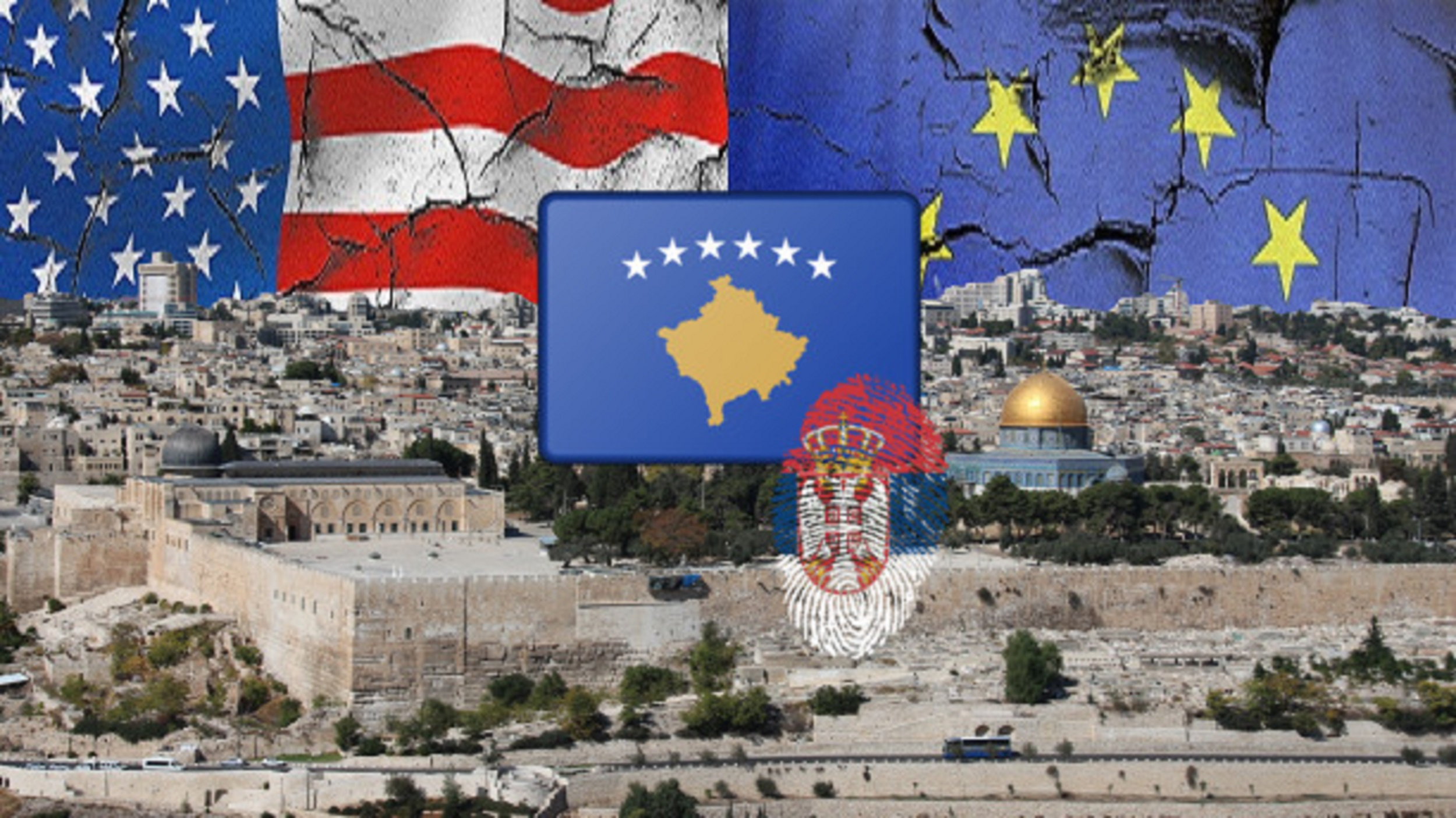 Serbia Shaky on Jerusalem Embassy Commitment While Kosovo Stands Its Ground