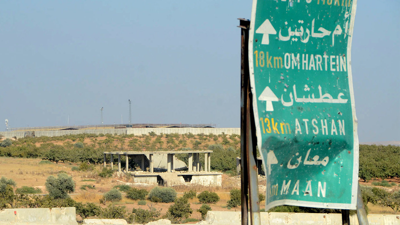 Turkish Post in Syria To Be Evacuated