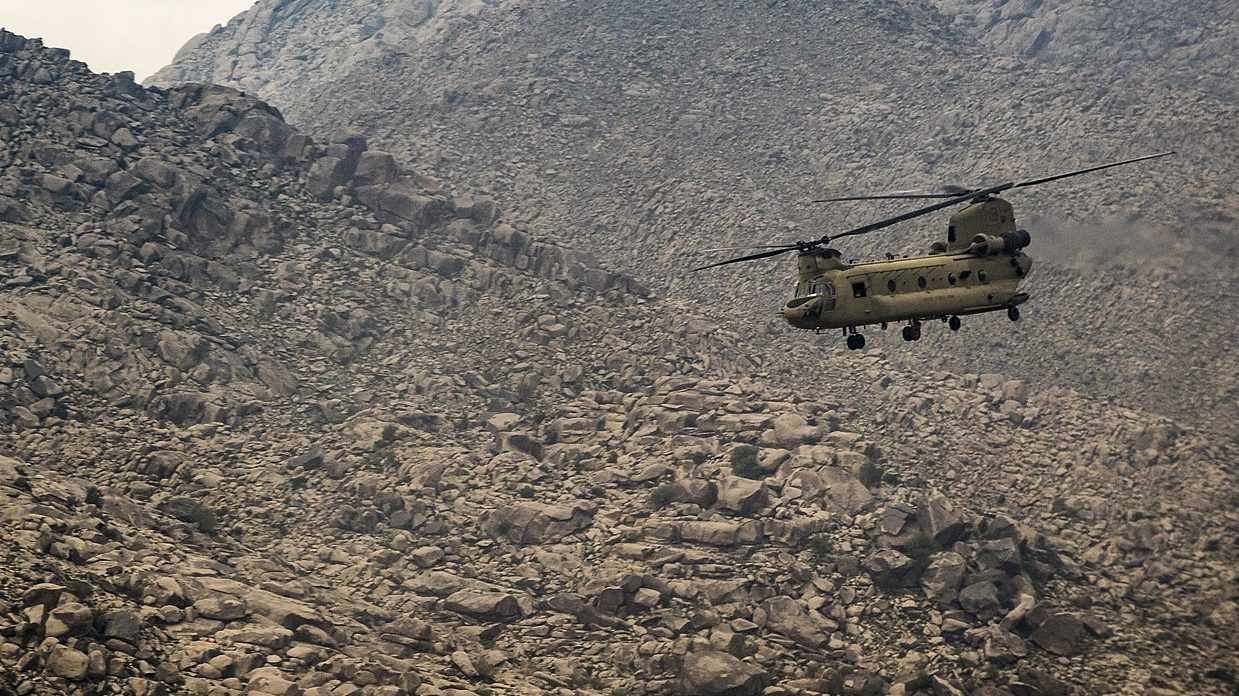 Taliban Express Hope for Total US Troop Withdrawal from Afghanistan