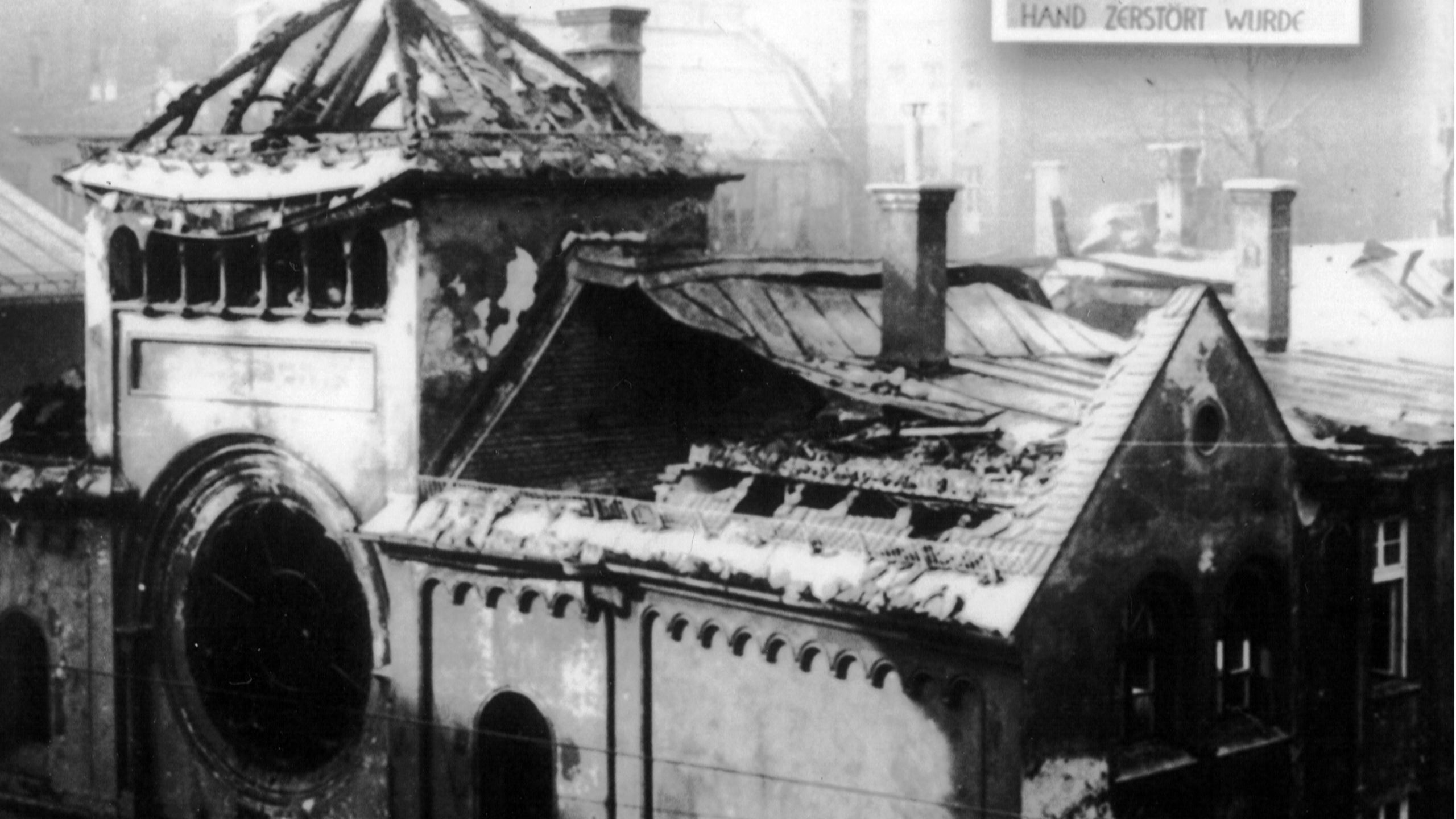 Rabbi Marc Schneier: World Leaders' Silence After Kristallnacht a 'Shameful Monument … to Moral Indifference' (AUDIO INTERVIEW)