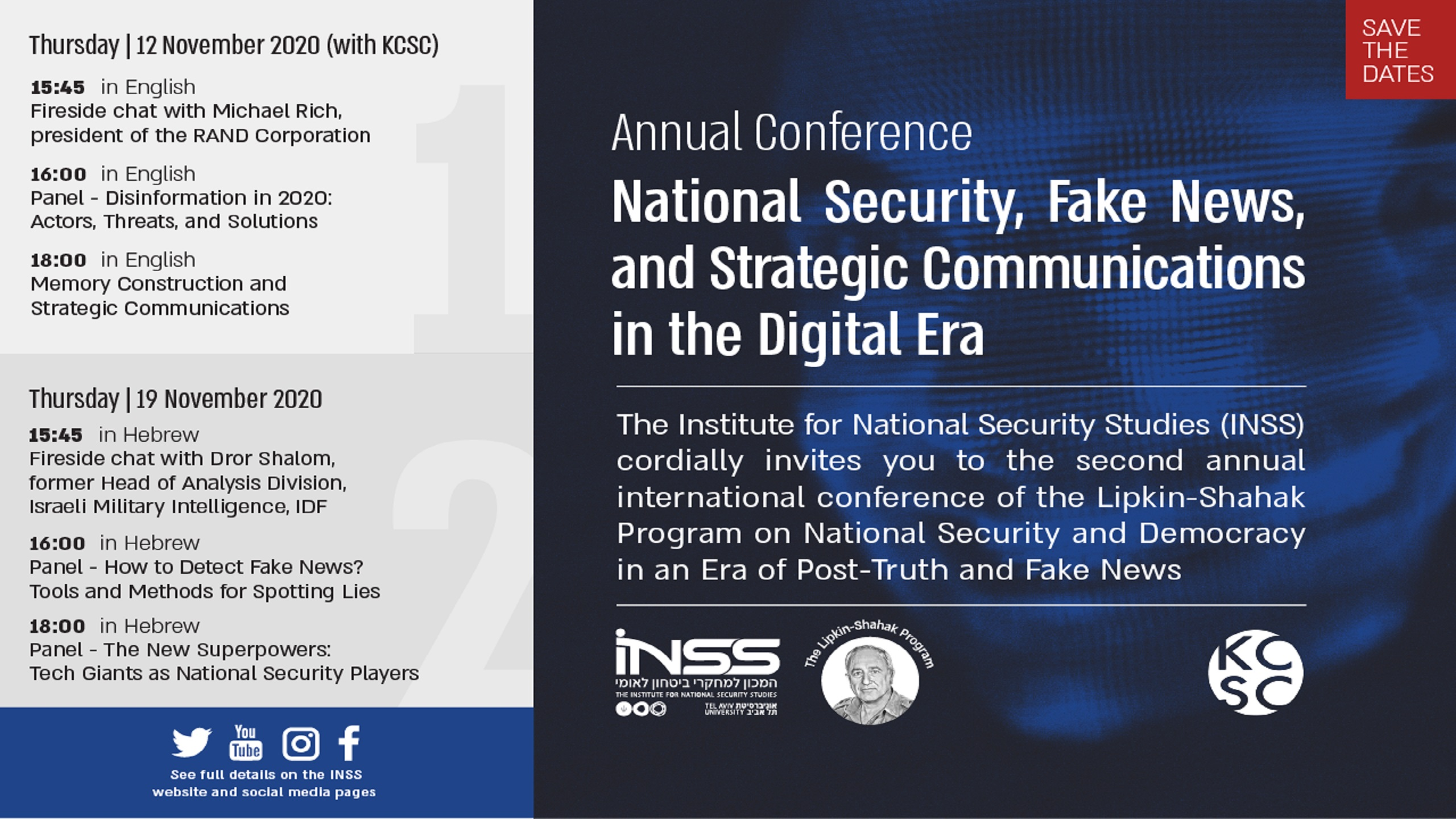 National Security, Fake News, and Strategic Communications in the Digital Era