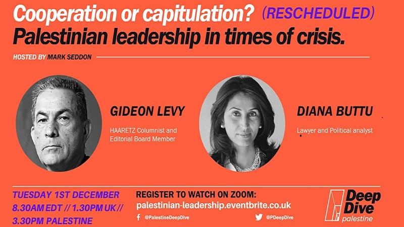 Cooperation or Capitulation? Palestinian Leadership in Times of Crisis