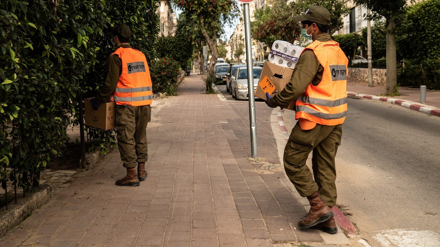 Poll: Israelis Want IDF to Take Over Coronavirus Response