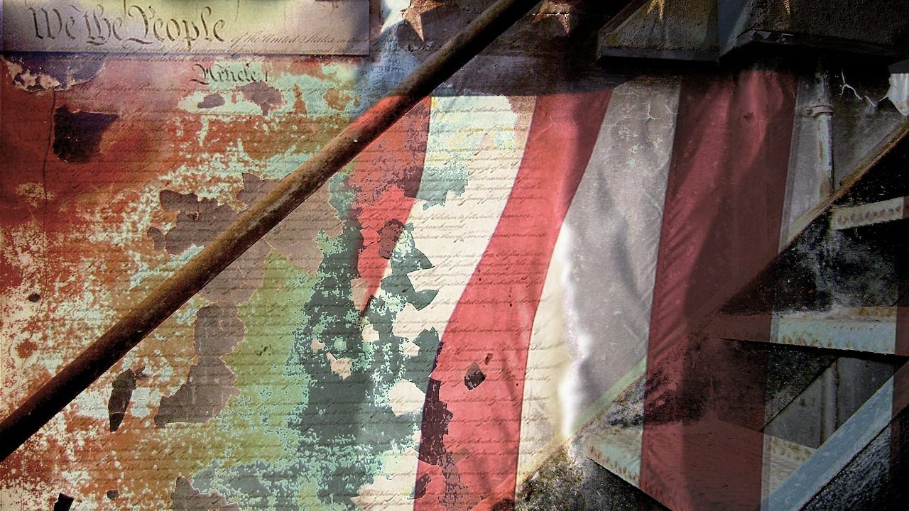 America and the Restoration of Public Order
