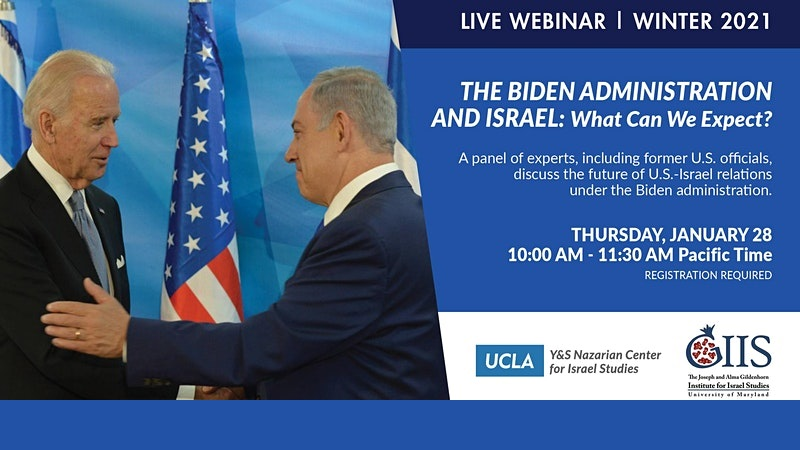 The Biden Administration and Israel: What Can We Expect?
