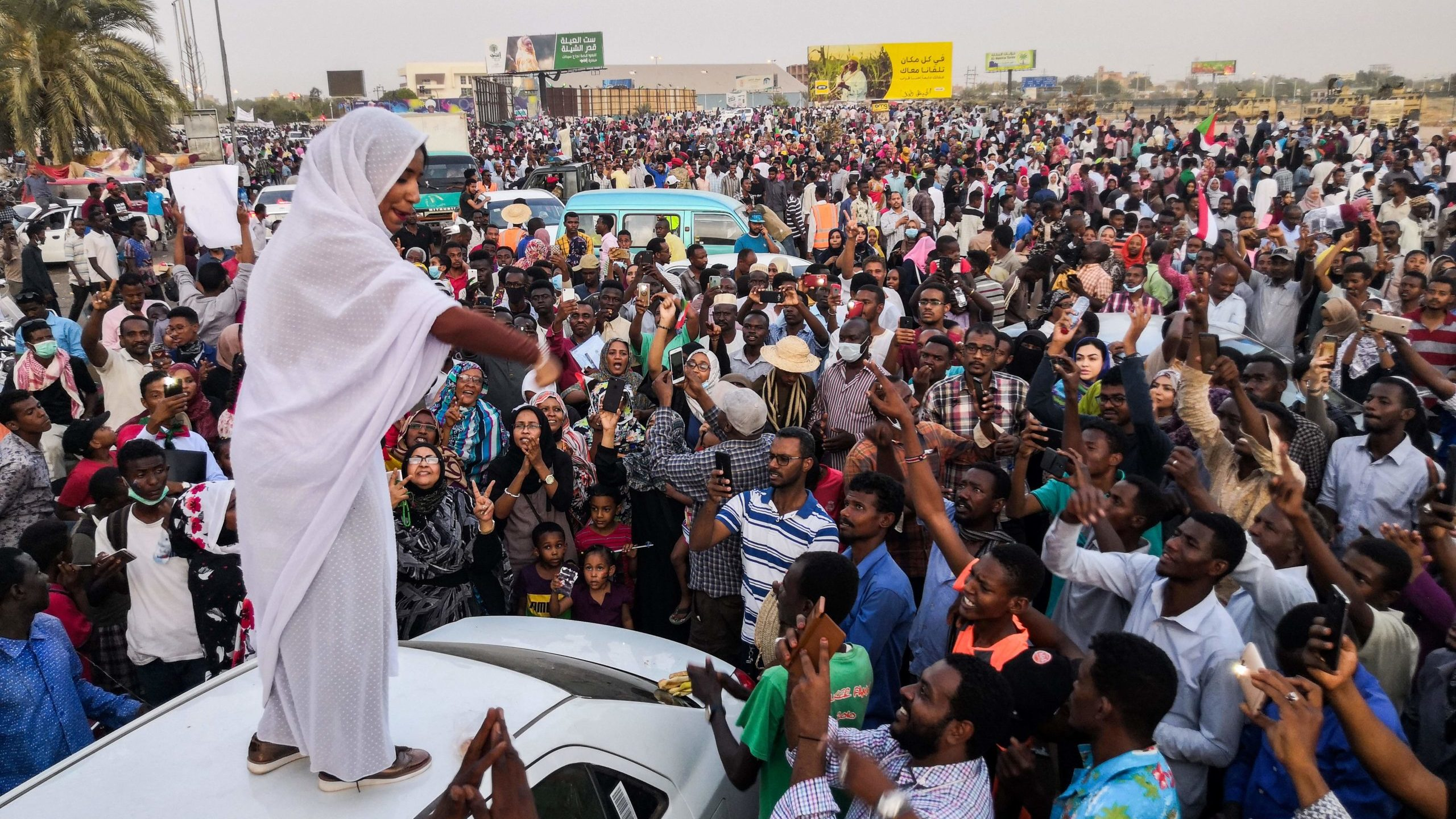 Lessons for the Iraqi People From Sudan