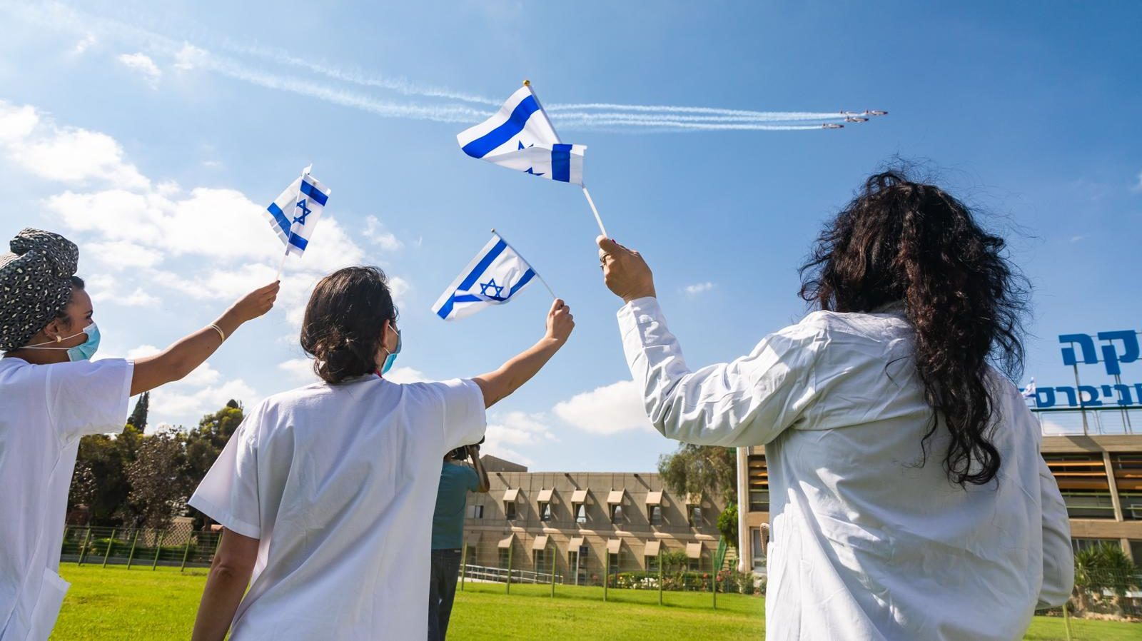Israel to Celebrate Nearly Coronavirus-Free Independence Day (VIDEO REPORT)