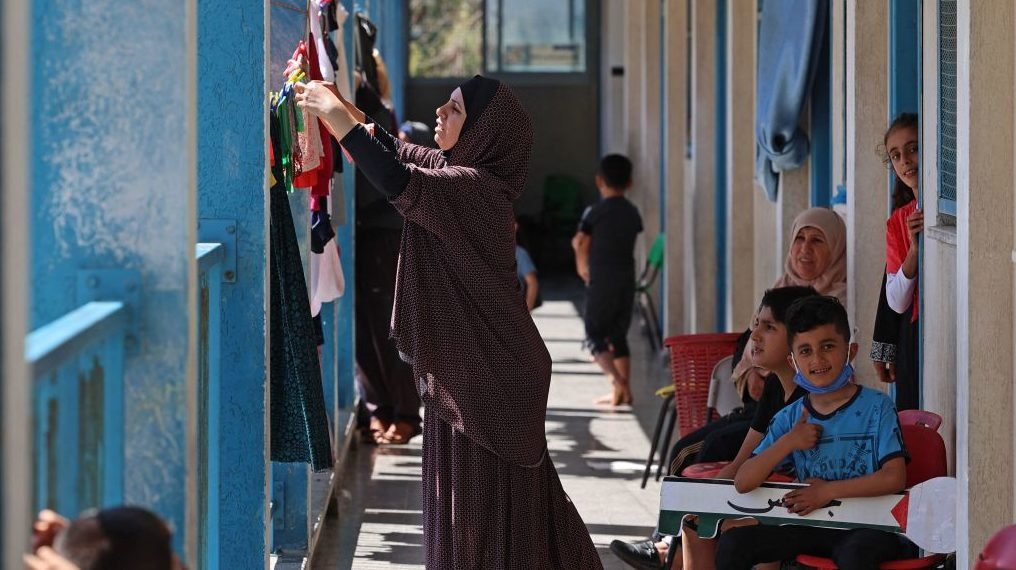 Israeli Airstrikes on Gaza Force Thousands to Flee, Destroy Health Infrastructure