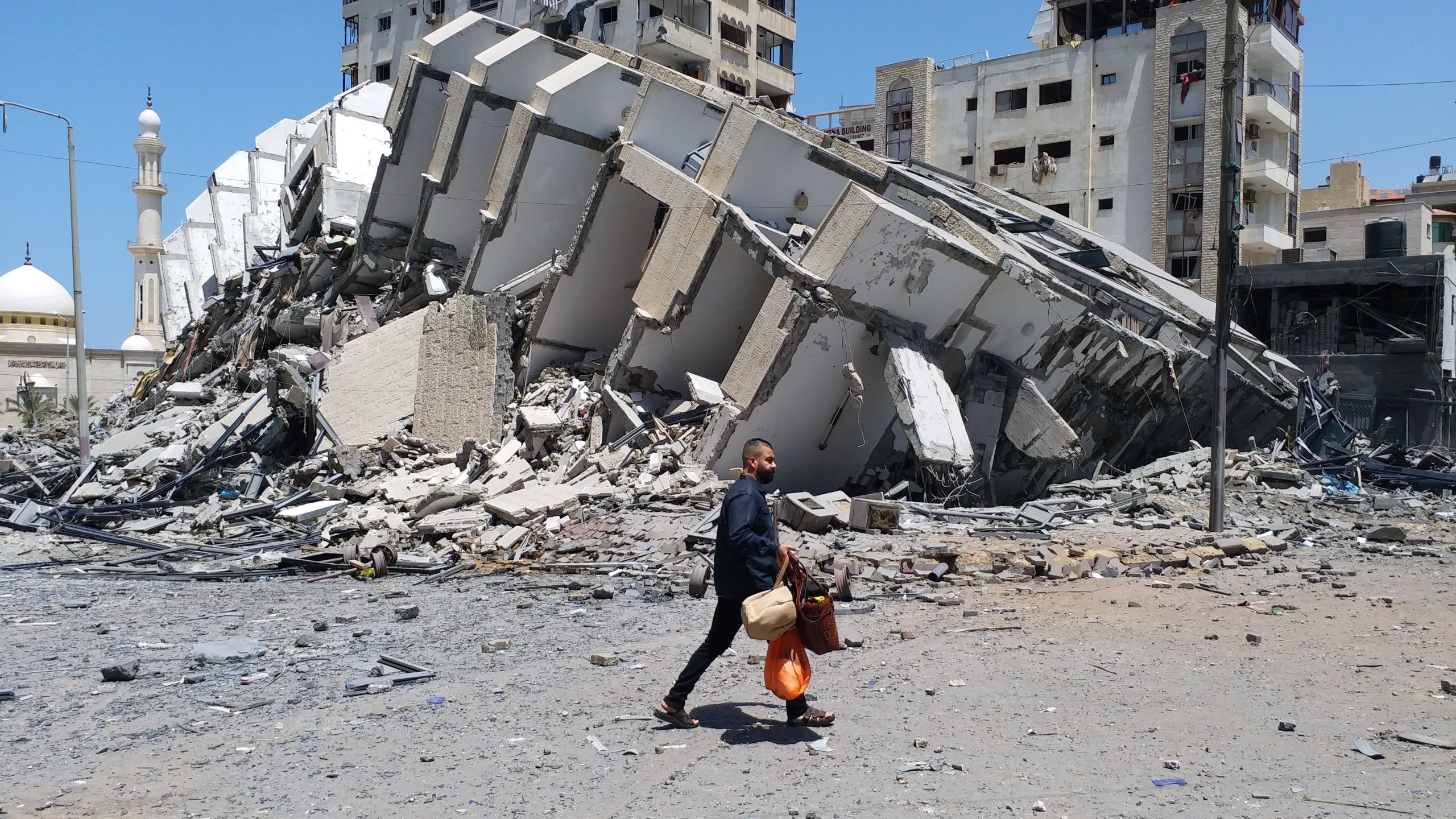 Officials Say Israel-Hamas Cease-Fire Could Come Soon
