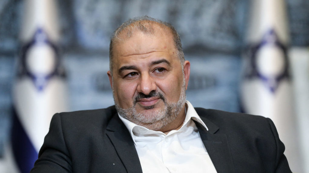 Palestinians in Gaza Outraged as Islamist Party Head Mansour Abbas Agrees to Israeli Government