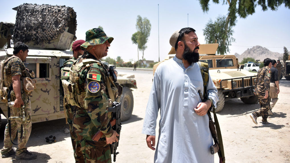 Major Security Tests In and Around Afghanistan